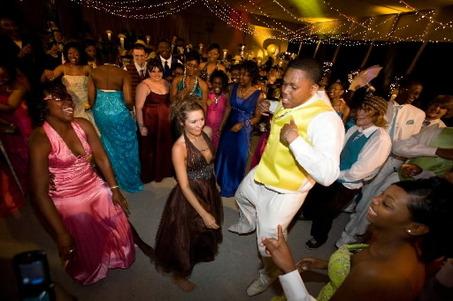 EE UU : un momento especial de la seducción : el « prom »